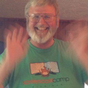 Rich Wersinger Waving Smiling